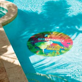 Margaritaville It's 5 O'clock Somewhere Pool Mat
