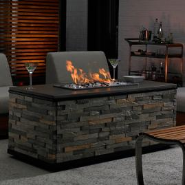 Tommy Bahama Tres Chic Gas Fire Pit