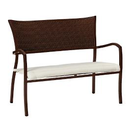 Aire Bench with Cushion