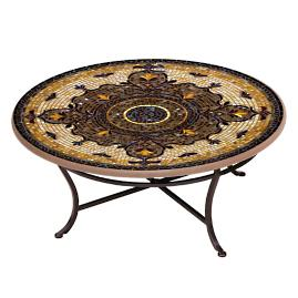 KNF Almirante Round Single-Tiered Coffee Table