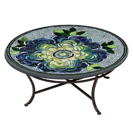 KNF Giovella Round Single-tiered Coffee Table