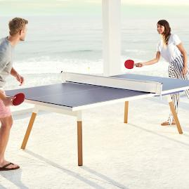 You & Me Indoor/Outdoor Table Tennis