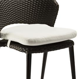 Martel Chair Cushion by Porta Forma