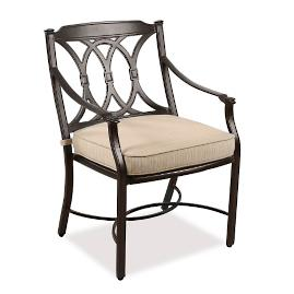Orbetello Dining Arm Chair Cushion