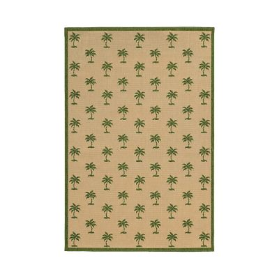 Tommy Bahama Seaside Palm Outdoor Rug Frontgate