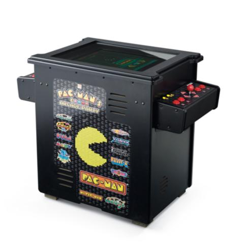 Pac Man 13 Game Arcade Cocktail Table Frontgate