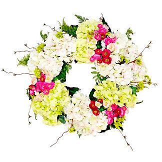Splendid Spring Wreath