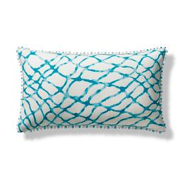 Nevis Beaded Decorative Pillow
