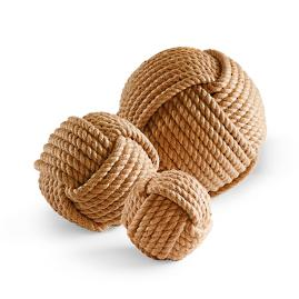 Jute Balls, Set of Three