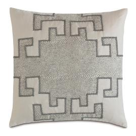 Ezra Smoke Decorative Pillow
