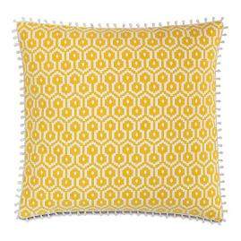 Lanai Looped Trim Decorative Pillow