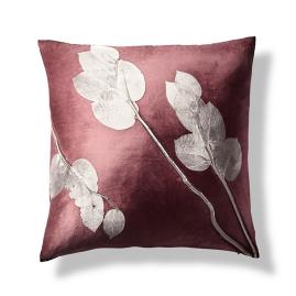 Lemon Leaf Decorative Pillow by Aviva Stanoff