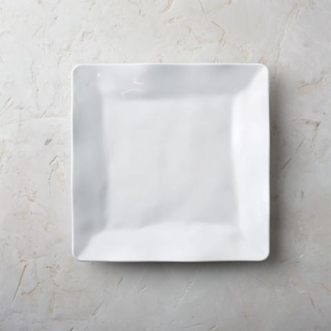 Square Ruffle Melamine Dinner Plates Set of Four & Square Ruffle Melamine Dinner Plates Set of Four | Frontgate