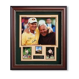 Jack Nicklaus and Arnold Palmer Autographed Memorabilia