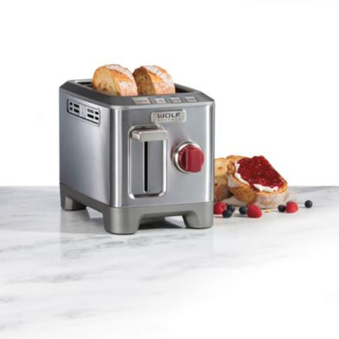 Wolf Gourmet Two Slice Toaster