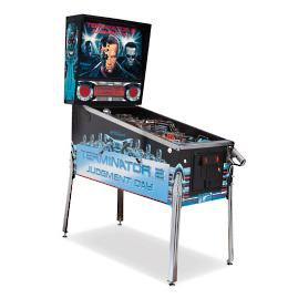 Refurbished Terminator 2 Pinball Machine