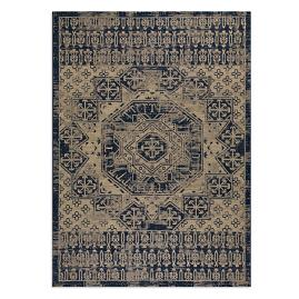 Batik Medallion Indoor/Outdoor Rug