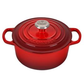Le Creuset Round Signature Dutch Oven