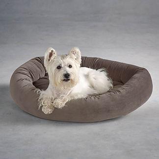 Ashton Donut Custom Pet Bed
