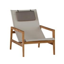 Coast Teak Easy Chair by Summer Classics