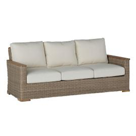 Pacific Sofa with Cushions by Summer Classics