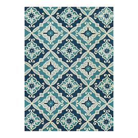 Sea Glass Outdoor Rug