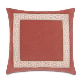 Lenneka Mitered Border Decorative Pillow