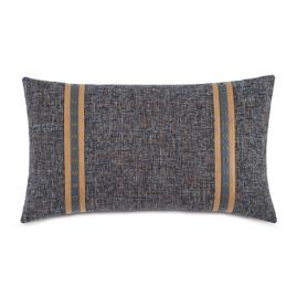 Arthur Vertical Trim Decorative Pillow