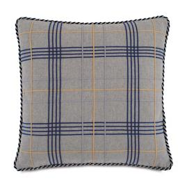 Arthur Plaid Decorative Pillow
