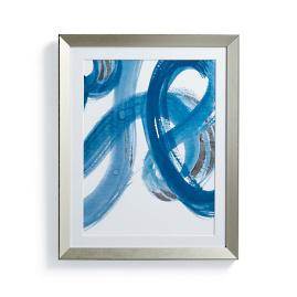 Brushstroke Wall Art II