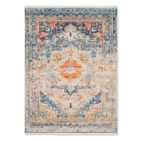 marvela rugs round outdoor gray shop white rug cobalt on x amazing frontgate deal medallion indoor