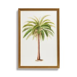 Glouglou Palm Print from the New York Botanical