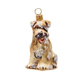 Soft Coated Wheaten Terrier Ornament