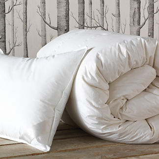 Loure Faux Down Pillow