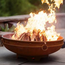 Emperor Wood Burning Fire Pit