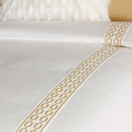 Luxe Duvet Cover by Eastern Accents