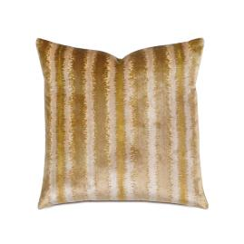 Luxe Aslan Honey Decorative Pillow by Eastern Accents