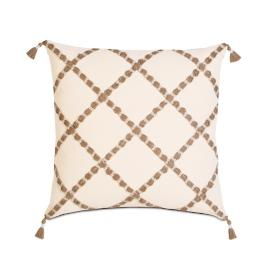 Suwanee Tassel Decorative Pillow