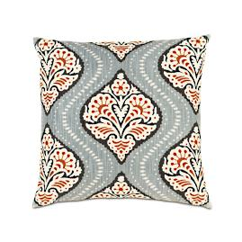Bowie Knife Edge Decorative Pillow
