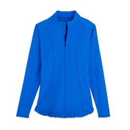 Ruffle Swim Jacket