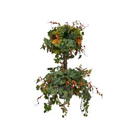 Albany Topiary Urn Filler with Berries