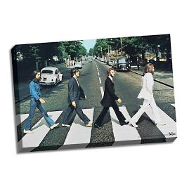 The Beatles Abbey Road Canvas