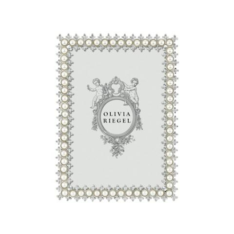 Olivia Riegel Crystal U0026 Pearl Frame