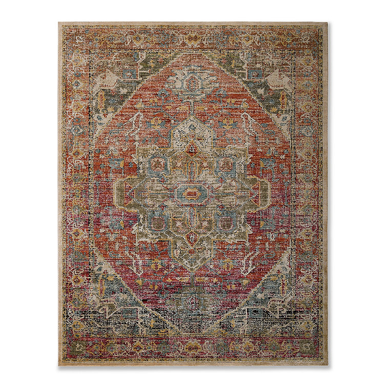 Anjali Easy Care Area Rug Frontgate