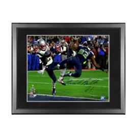New England Patriots Malcolm Butler Signed Super Bowl