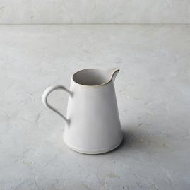 Costa Nova Astoria Pitcher in White Finish