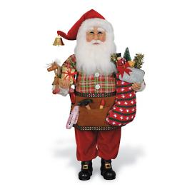 Making Toys Santa Figure