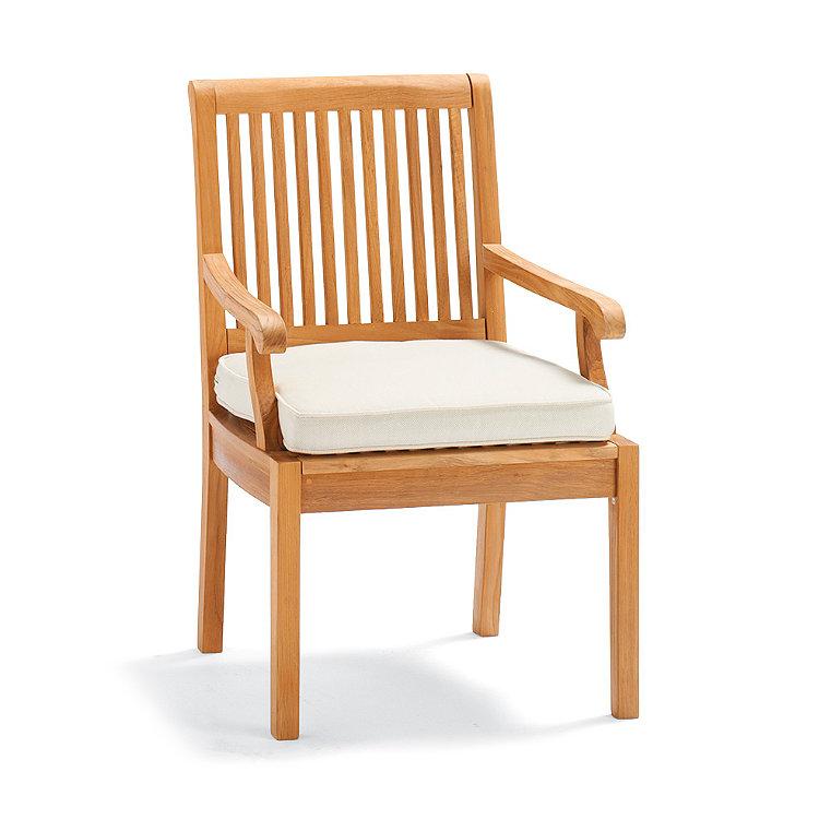 Cassara Dining Arm Chair Cushion