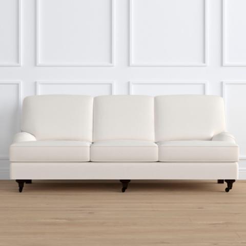Blake Leather Sofa | Frontgate