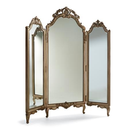 Elle Trifold Mirror